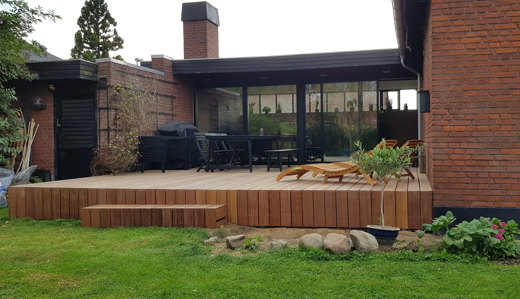 Picture of: Trae Terrasse Viby Anker Byg